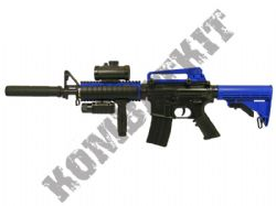 M83A BB Machine Gun M4 Carbine Electric Airsoft Rifle Black & 2 Tone